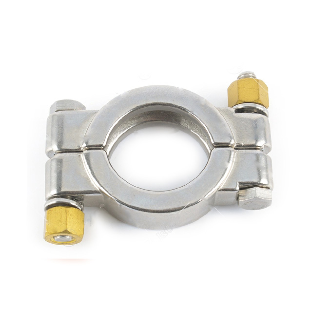 Sanitary Stainless Steel Set Of Clamp Ferrule Assembly
