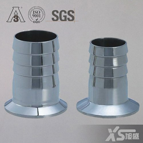 Stainless Steel Sanitary Ferrule Ends Hose Adapter Fitting