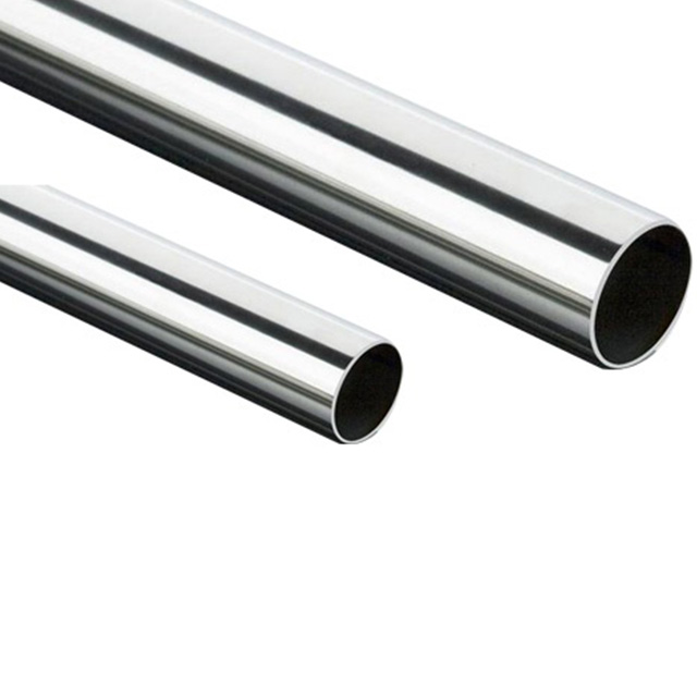 "2"" Hygienic Stainless Steel Matte Round Pipe Tube"