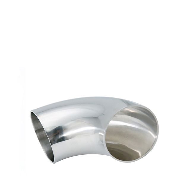 Sanitary Stainless Steel Clamp Pipe Fittng Elbow Bend