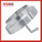Stainless Steel Tank Union Type Sight Glass with Wiper