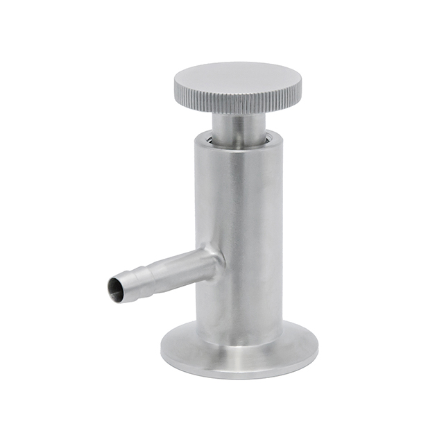 Sanitary Stainless Steel Manual Aseptic Clamp Sampling Valve