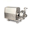 11KW KSCP-40-35 Stainless Steel Sanitary Dairy Centrifugal Pumps