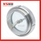 Stainless Steel Food Grade Weld End Union Sight Glass