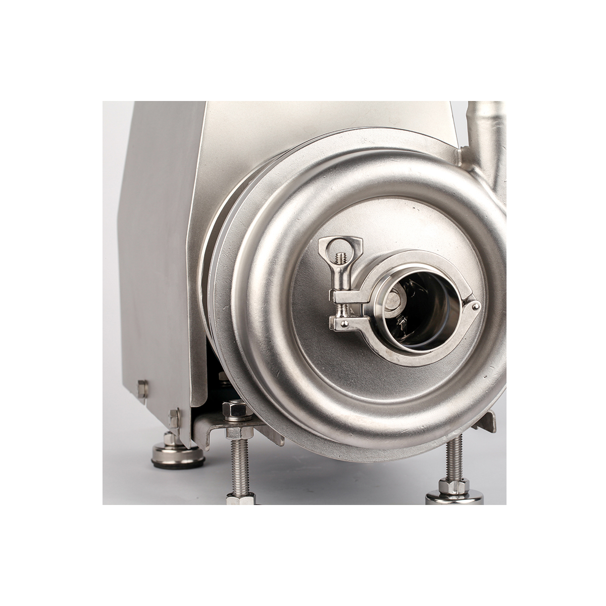 18.5KW KSCP-50-50 Stainless Steel SS304 SS316L Sanitary Hygienic Centrifugal Pump
