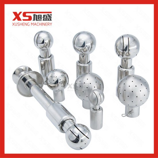 Stainless Steel Ss304 Ss316 Rotary Tank Washing Nozzle