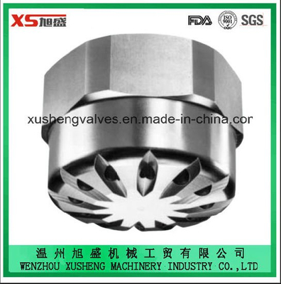 High Quality Stainless Steel Multiple Flat Fan Dense Fog Nozzle