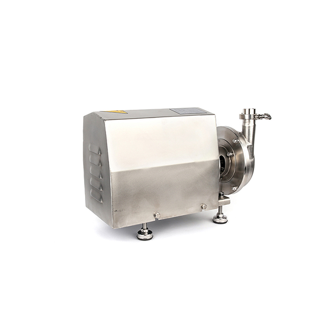 High Performance Sanitary Stainless Steel Centrifugal Pump Manufacturers