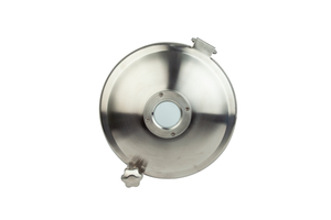 "24"" Stainless Steel Sanitary Hygienic Tank Manway Cover"