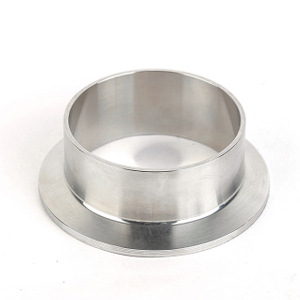 21.5MM 3A Sanitary Stainless Steel Pipe Clamp Ferrule