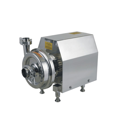 7.5KW KSCP-30-36 Stainless Steel Sanitary Close Impeller Centrifugal Pump