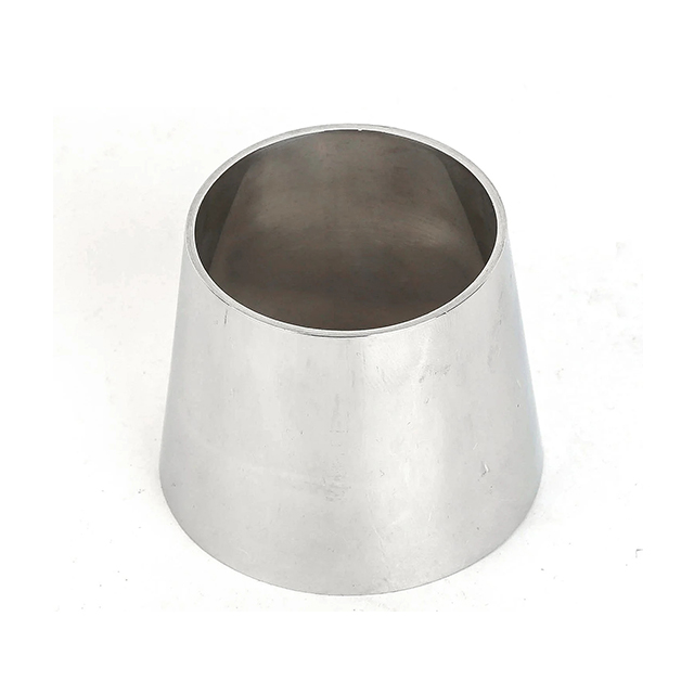 Sanitary Stainless Steel Butt Welded Type Pipe Reducer