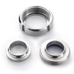 Sanitary Stainless Steel Nut Male Liner For Union