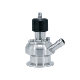 Stainless Steel Aseptic Sterilize Clamped Sampling Valves