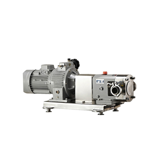 ZB3A-200 22KW Stainless Steel Hygienic Sanitary Single-lobe Pump