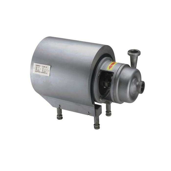 4KW KSCP-20-24 Stainless Steel Food Grade Centrifugal Pump Supplier