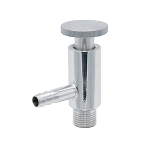 Sanitary Stainless Steel Ordinary Manual Thread Sampling Valve
