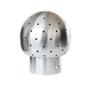 Sanitary Stainless Steel Thread Rotary Type Spray Ball