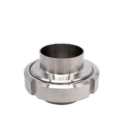 DIN Sanitary Stainless Steel Pipe Fitting Welding Union