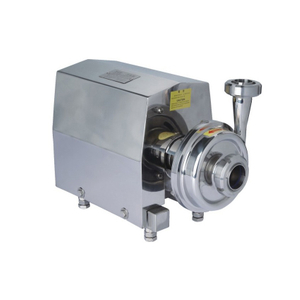 15KW KSCP-60-30 Stainless Steel Sanitary Semi-open Impeller Centrifugal Pump