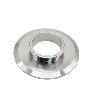 Sanitary Stainless Steel Ferrule Pipe Fitting End Cap