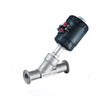 Stainless Steel Sanitary Pneumatic Welding Angle Seat Valve