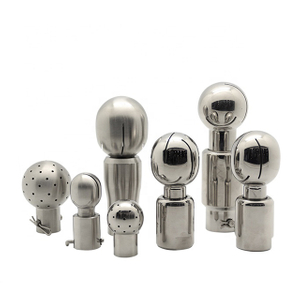 Sanitary Stainless Steel Variety of Rotary Spray Ball