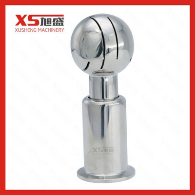 D32 360 Degree Rotating Cleaning Spray Nozzles with Mirror Polished