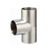 Sanitary Stainless Steel Long Equal Welding Type Tee