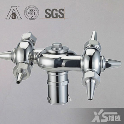 Stainless Steel 360 Degree 3D Rotary Tank Cleaner