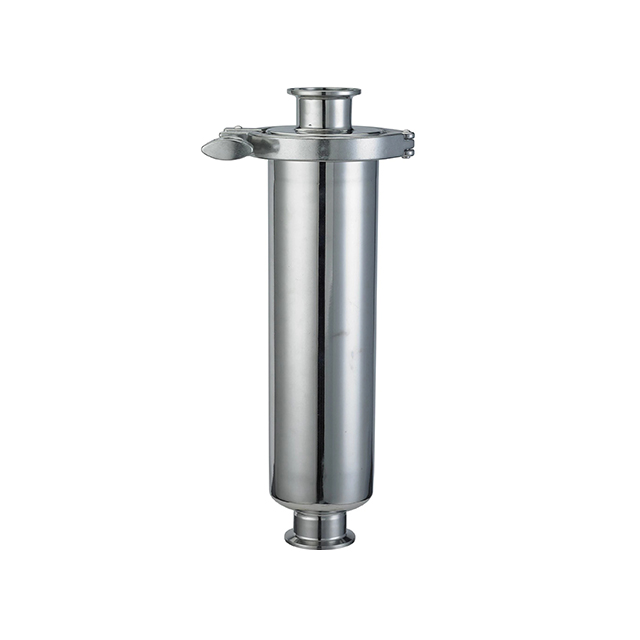 Sanitary Stainless Steel Y Type Welding Filter Strainer