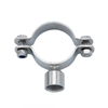 TH7H Sanitary Rea Silicone Gasket Round Pipe Holder