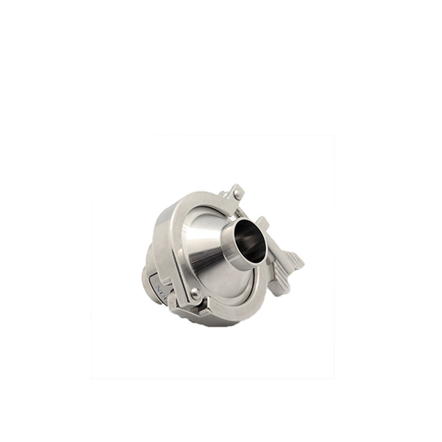 Sanitary Stainless Steel Welding Spring Type Check Valve