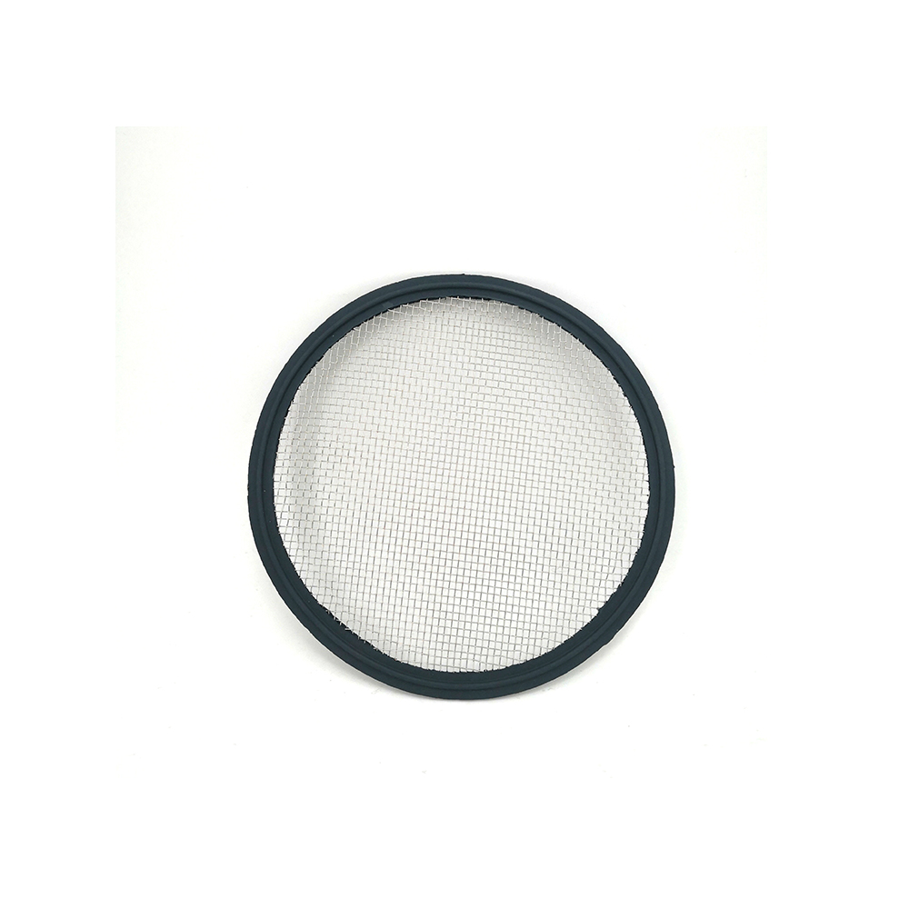 FKM Clamp 10 Mesh Screened Gasket