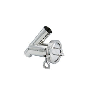 Stainless Steel Sanitary Hygienic Y Modle Milk Strainer