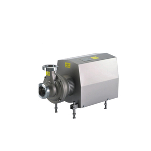 Stainless Steel Ss316L Sanitation Grade Vacuum Priming Pump