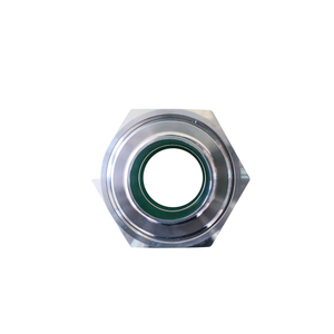Sanitary Stainless Steel Rjt Hexagon Nut Union