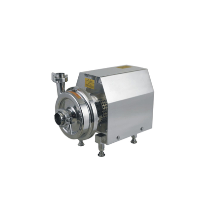 Stainless Steel Food Grade Sanitary Hygienic Milk Centrifugal Pump