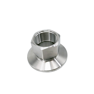 Stainless Steel Hygienic Internal thread Ferrule
